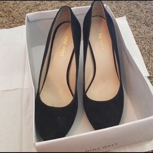 Ninewest Black Pumps